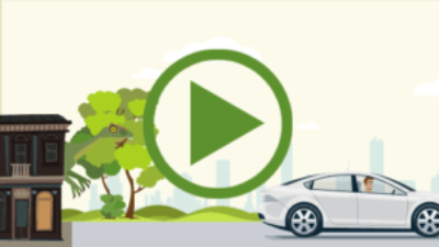 Video animation for Eazy: electric cars