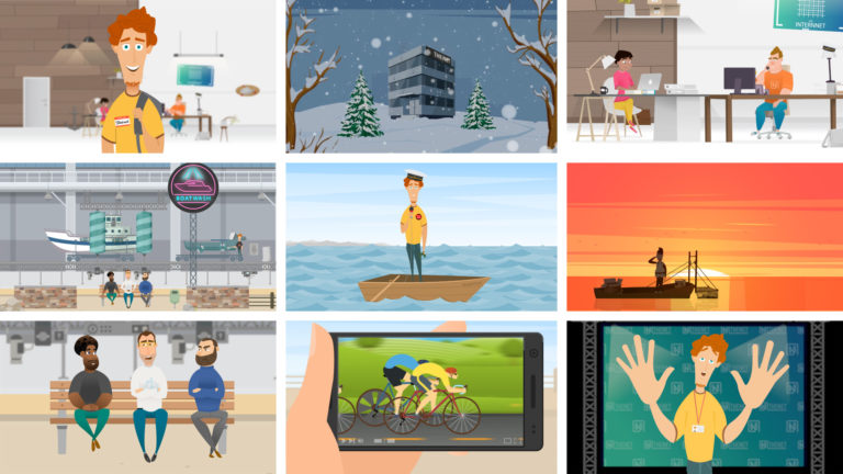 Automatisering en artificiële intelligentie in animatie