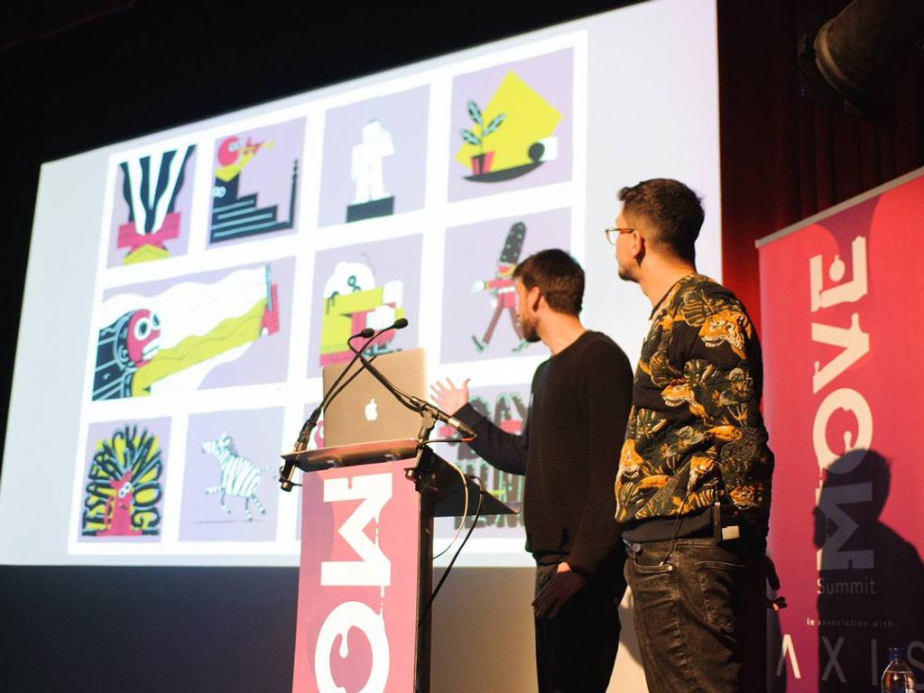 Move Summit: animatie conferentie in Schotland